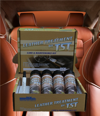 TST Leather Treatment Care Kit