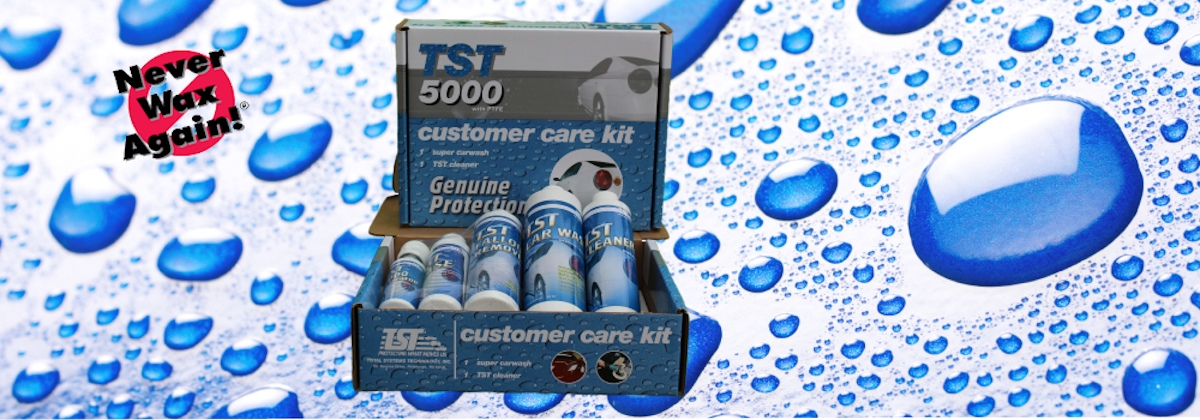 TST 5000 with PTFE*